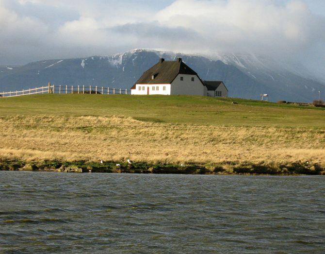 Viðeyjarstofa